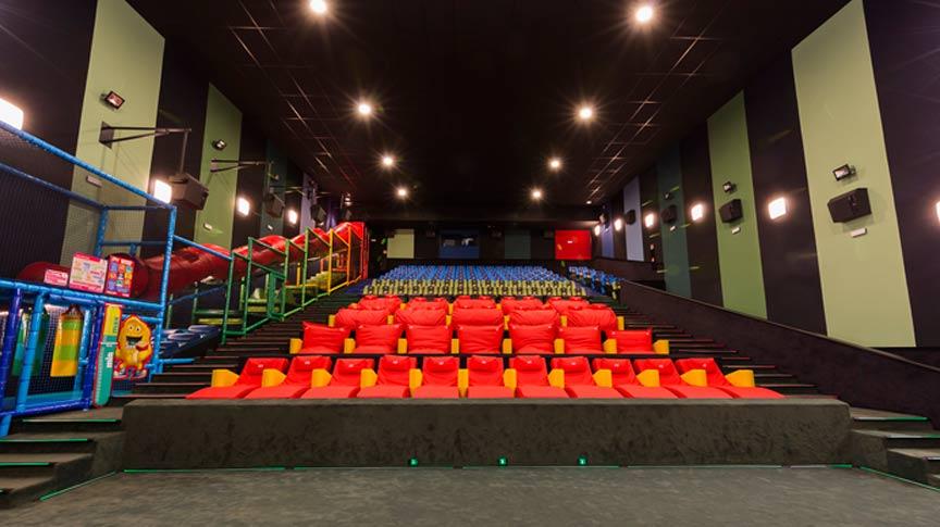 Sala junior yelmo cines es for Sala junior islazul