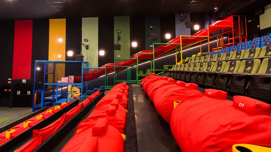 Sala junior yelmo cines es for Cartelera cinepolis cd jardin